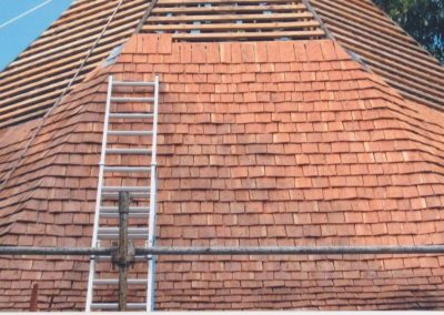 Heritage Shingle roof
